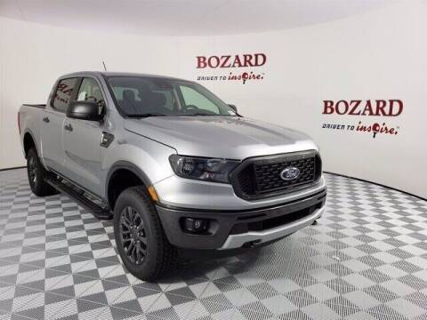2020 Ford Ranger for sale at BOZARD FORD in Saint Augustine FL