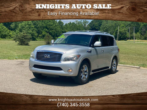 2011 Infiniti QX56 for sale at Knights Auto Sale in Newark OH