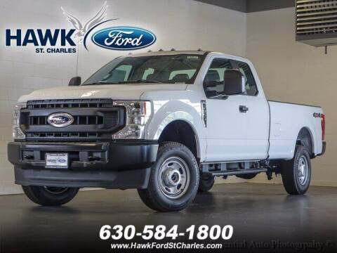2020 Ford F-350 Super Duty for sale at Hawk Ford of St. Charles in St Charles IL