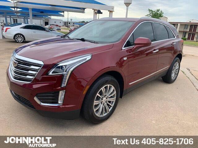 2018 Cadillac XT5 for sale in Chickasha, OK