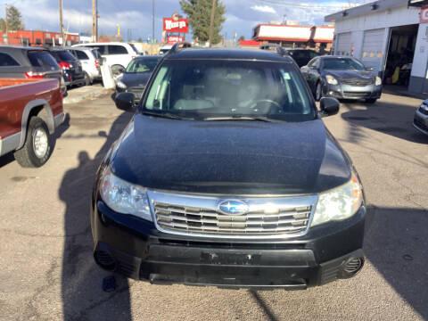 2010 Subaru Forester for sale at GPS Motors in Denver CO