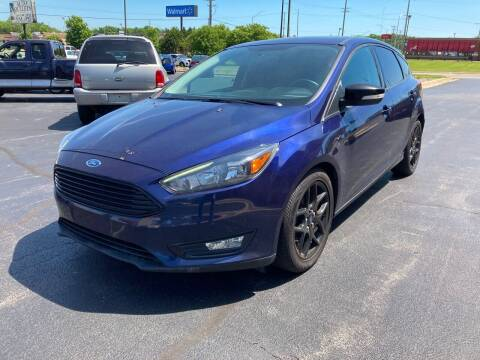 2017 Ford Focus for sale at Auto Outlets USA in Rockford IL