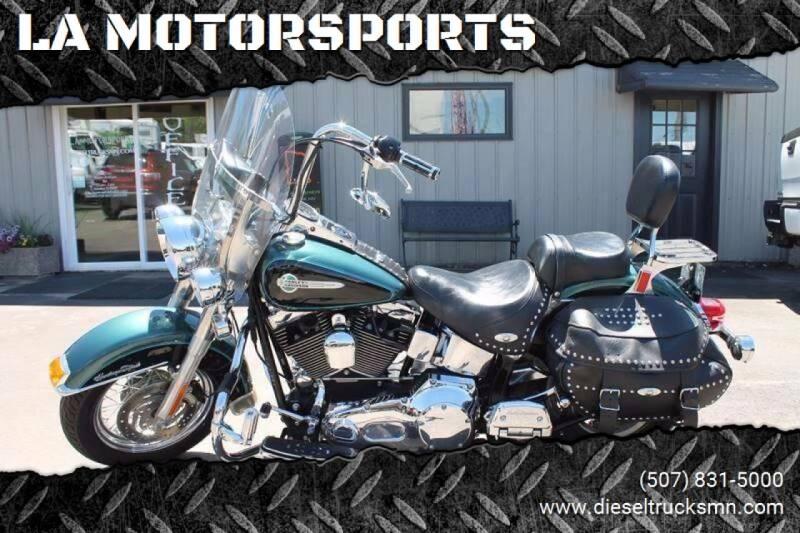 2002 Harley-Davidson Heritage Softail  for sale at LA MOTORSPORTS in Windom MN