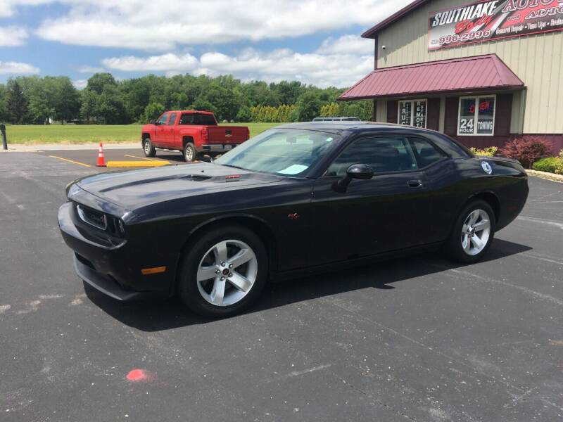 2009 Dodge Challenger for sale at Southlake Body Auto Repair & Auto Sales in Hebron IN