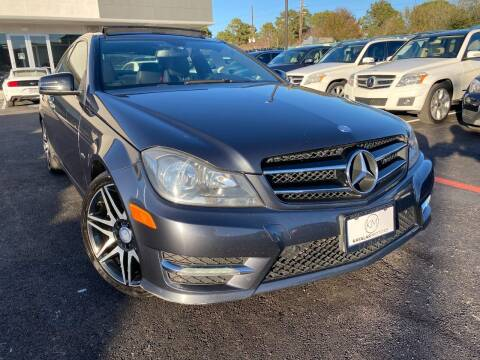 2014 Mercedes-Benz C-Class for sale at KAYALAR MOTORS in Houston TX