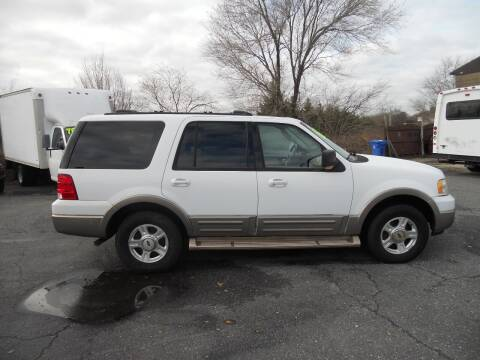 2003 Ford Expedition for sale at All Cars and Trucks in Buena NJ