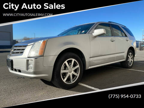 2004 Cadillac SRX for sale at City Auto Sales in Sparks NV
