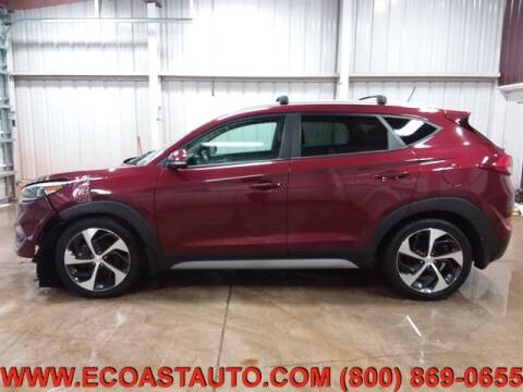 2017 Hyundai Tucson for sale at East Coast Auto Source Inc. in Bedford VA