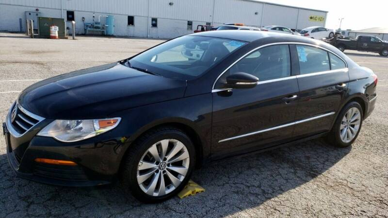 2012 Volkswagen CC for sale at Angelo's Auto Sales in Lowellville OH