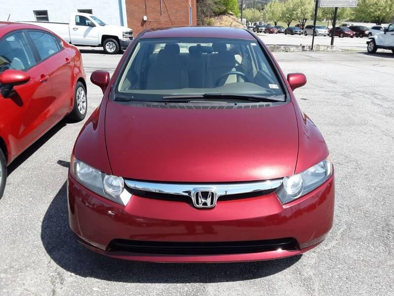 2006 Honda Civic for sale at Auto Villa in Danville VA