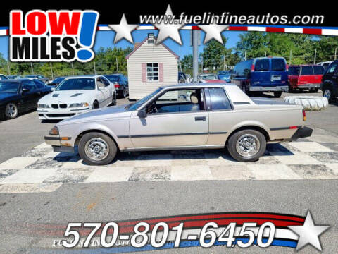 1985 Toyota Celica for sale at FUELIN FINE AUTO SALES INC in Saylorsburg PA