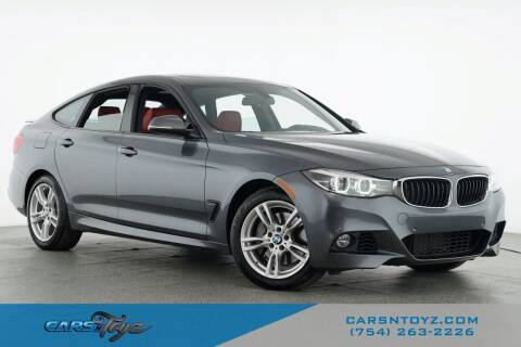 2017 BMW 3 Series for sale at JumboAutoGroup.com - Carsntoyz.com in Hollywood FL