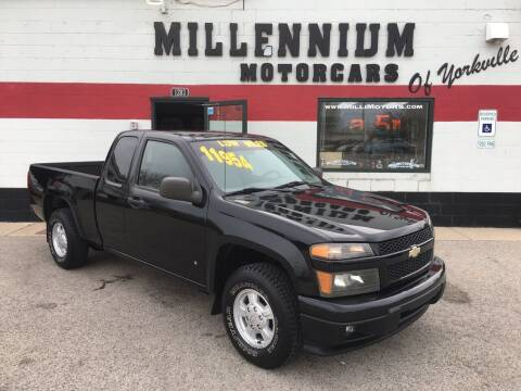 2006 Chevrolet Colorado for sale at Millennium Motorcars in Yorkville IL