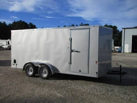 2022 Continental Cargo Sunshine 7x16 Vnose for sale at Vehicle Network - HGR'S Truck and Trailer in Hope Mills NC