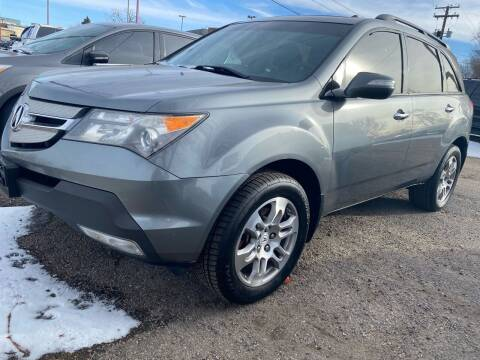 2009 Acura MDX for sale at Martinez Cars, Inc. in Lakewood CO