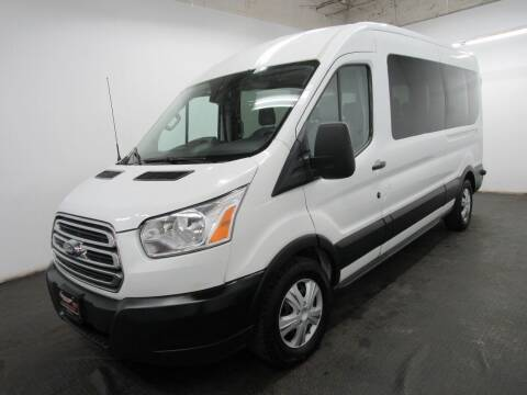 2018 Ford Transit Passenger for sale at Automotive Connection in Fairfield OH
