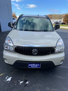 2007 Buick Rendezvous for sale at BOSLEY MOTORS INC in Tallmadge OH