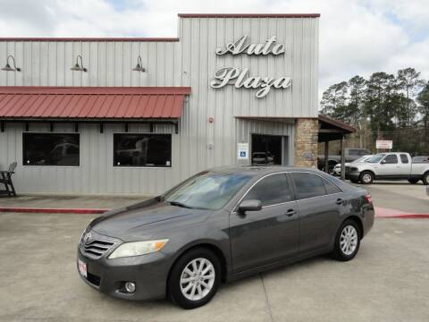 2010 Toyota Camry for sale at Grantz Auto Plaza LLC in Lumberton TX