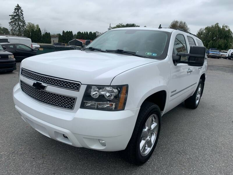 2011 Chevrolet Tahoe for sale at Sam's Auto in Akron PA