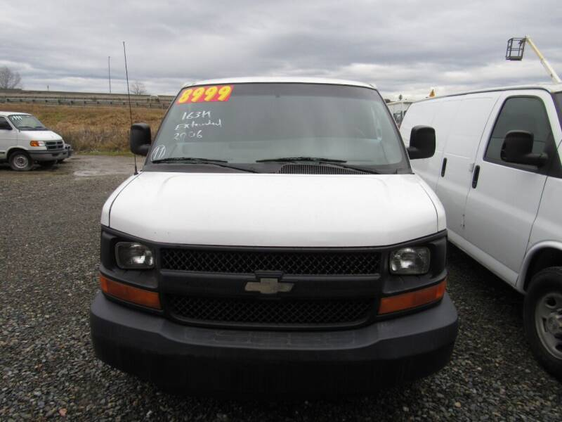 2006 Chevrolet Express Cargo for sale at Royal Auto Sales, LLC in Algona WA