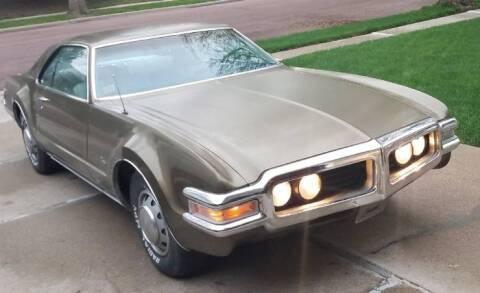1969 Oldsmobile Toronado for sale at Classic Car Deals in Cadillac MI