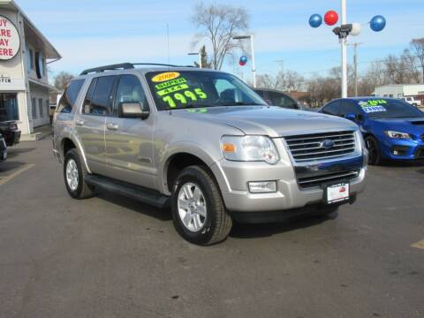 2008 Ford Explorer for sale at Auto Land Inc in Crest Hill IL