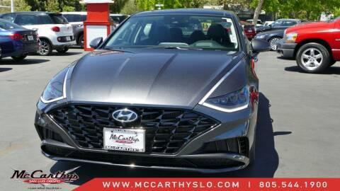 2020 Hyundai Sonata for sale at McCarthy Wholesale in San Luis Obispo CA