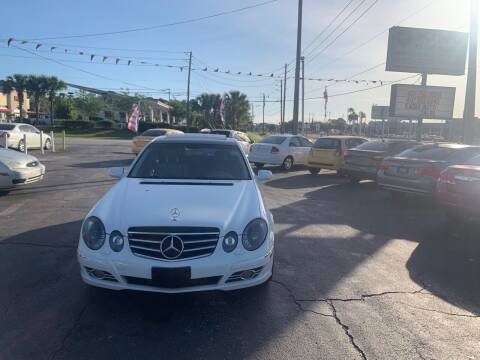 2008 Mercedes-Benz E-Class for sale at King Auto Deals in Longwood FL