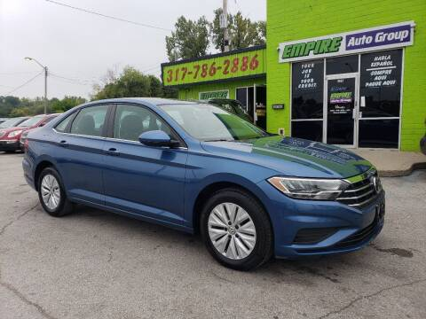2019 Volkswagen Jetta for sale at Empire Auto Group in Indianapolis IN