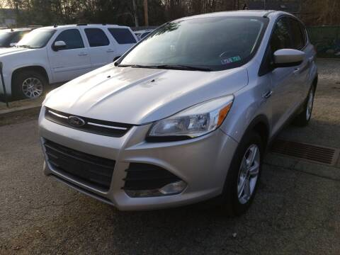2014 Ford Escape for sale at AMA Auto Sales LLC in Ringwood NJ