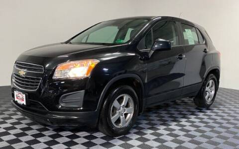 2015 Chevrolet Trax for sale at SIRIUS MOTORS INC in Monroe OH