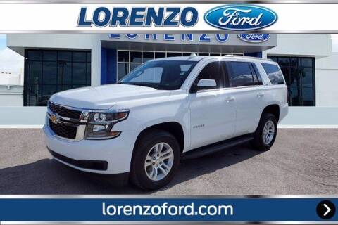 2020 Chevrolet Tahoe for sale at Lorenzo Ford in Homestead FL