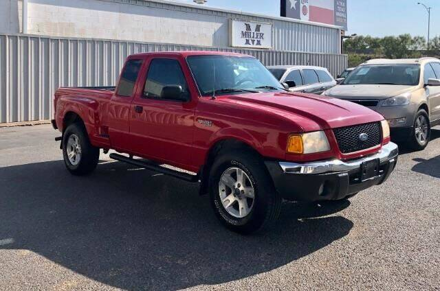 2002 Ford Ranger for sale at Chaparral Motors in Lubbock TX