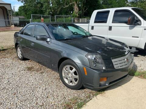2007 Cadillac CTS for sale at Supreme Autos in Lafayette LA