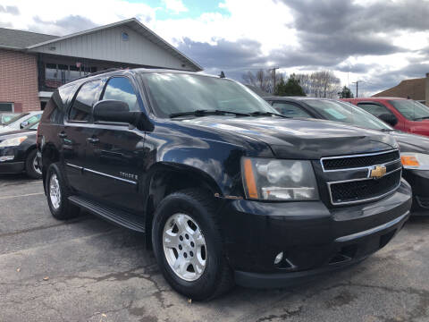 2007 Chevrolet Tahoe for sale at Rine's Auto Sales in Mifflinburg PA