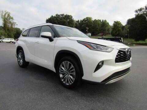 2021 Toyota Highlander for sale at Specialty Car Company in North Wilkesboro NC