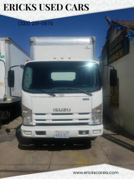 2012 Isuzu NQR for sale at Ericks Used Cars in Los Angeles CA