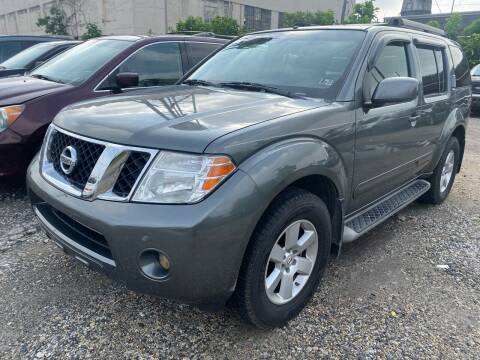 2009 Nissan Pathfinder for sale at Philadelphia Public Auto Auction in Philadelphia PA