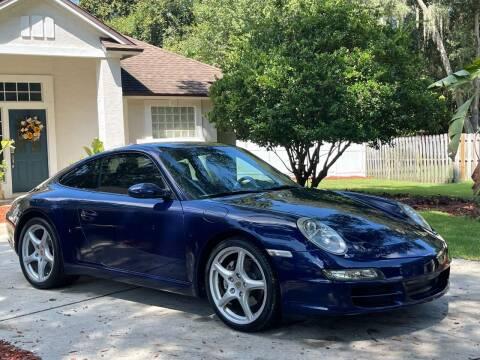 2005 Porsche 911 for sale at Jetset Automotive in Cedar Rapids IA