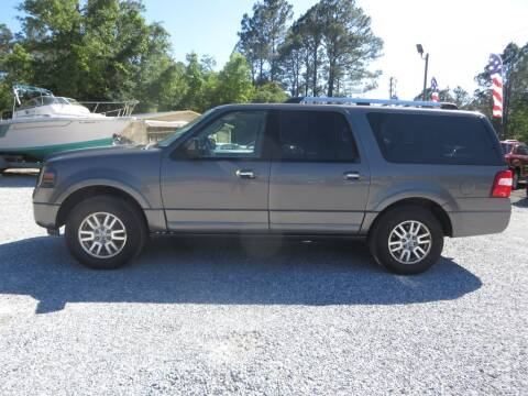 2014 Ford Expedition EL for sale at Ward's Motorsports in Pensacola FL