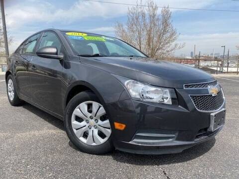 2014 Chevrolet Cruze for sale at UNITED Automotive in Denver CO