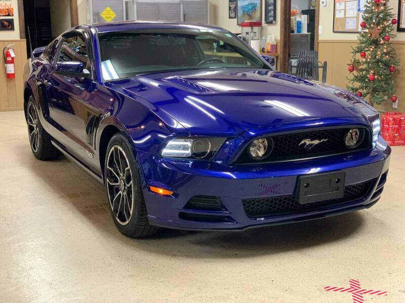 2013 Ford Mustang for sale at Twin Rocks Auto Sales LLC in Uniontown PA