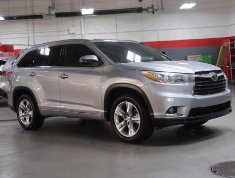 2015 Toyota Highlander for sale at CU Carfinders in Norcross GA