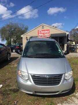 2006 Chrysler Town and Country for sale at DAVINA AUTO SALES in Orlando FL