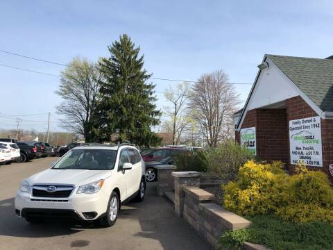 2014 Subaru Forester for sale at Direct Sales & Leasing in Youngstown OH