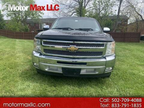 2013 Chevrolet Silverado 1500 for sale at Motor Max Llc in Louisville KY