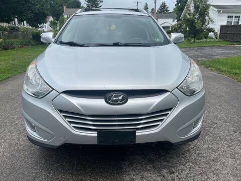 2013 Hyundai Tucson for sale at Via Roma Auto Sales in Columbus OH