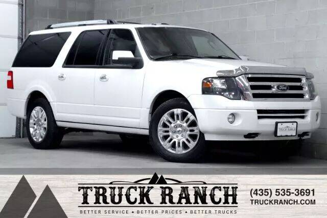 2013 Ford Expedition EL for sale at Truck Ranch in Logan UT