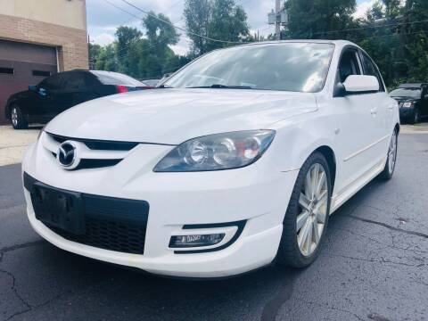 2009 Mazda MAZDASPEED3 for sale at Quality Auto Sales And Service Inc in Westchester IL