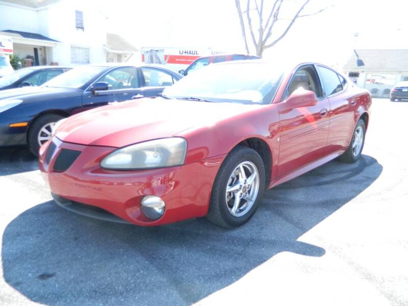 2008 Pontiac Grand Prix for sale at Auto House Of Fort Wayne in Fort Wayne IN